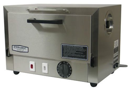 Steri-Dent Dental Dry Heat Sterilizer Autoclave 2-Tray Model 200