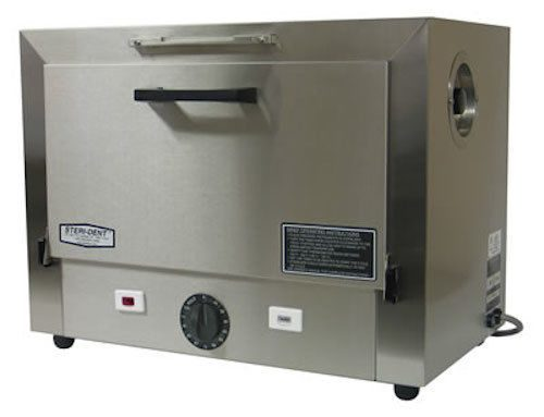 Steri-Dent Dental Dry Heat Sterilizer Autoclave 3-Tray Model 300