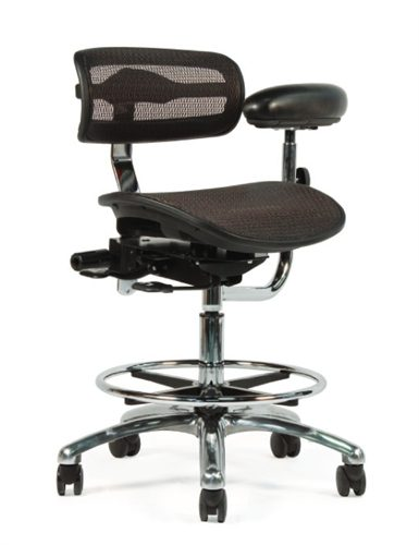 Virtu Assistant Stool for Dental Office