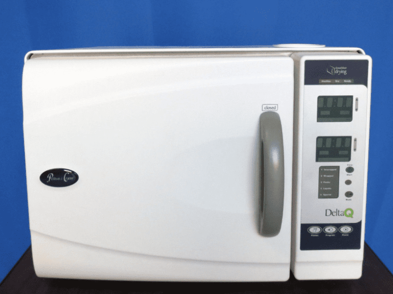 Pelton & Crane Autoclave Digital Sterilizer for Dental Office