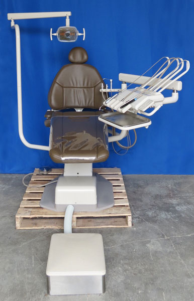 Adec 1040 Chair Package for Dental Office