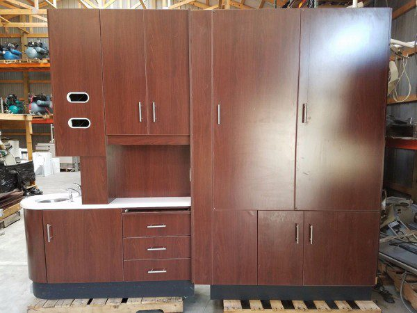 High End Cabinet for Dental Office