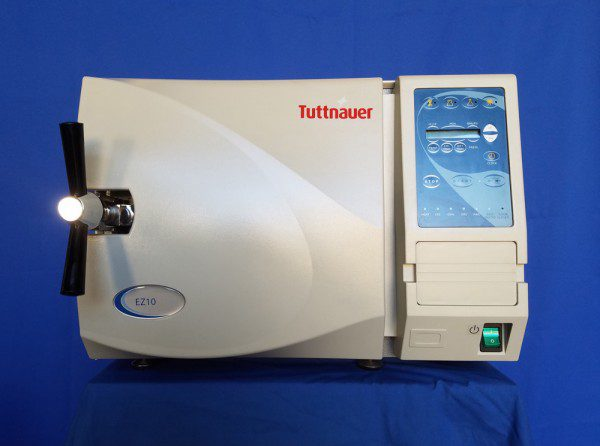 Tuttnauer EZ10 Autoclave Sterilizer for Dental Office