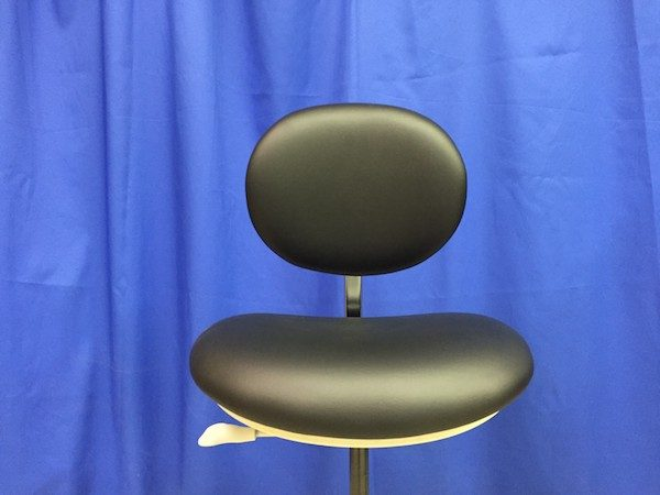 Crown Black Chair C40D