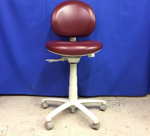Brewer 3335B Dental Stool
