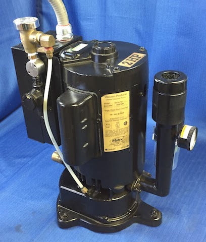 2 HP Matrx Vacuum Pump