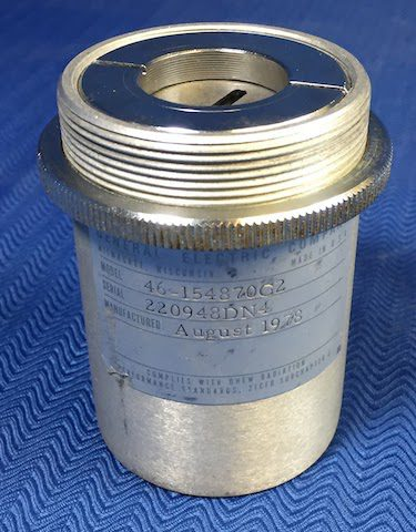 General Electric Collimator Cone