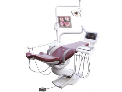 Mirage TPC Chair Mounted Operatory System