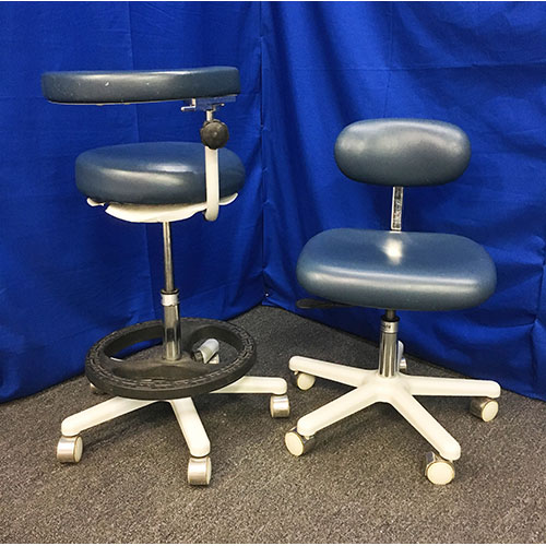 Knight-Navy-Stools-For-Dental-Office