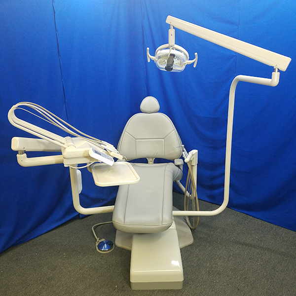 A-dec Cascade 1040 Dental Radius Package and Dental Chair with Continental Delivery