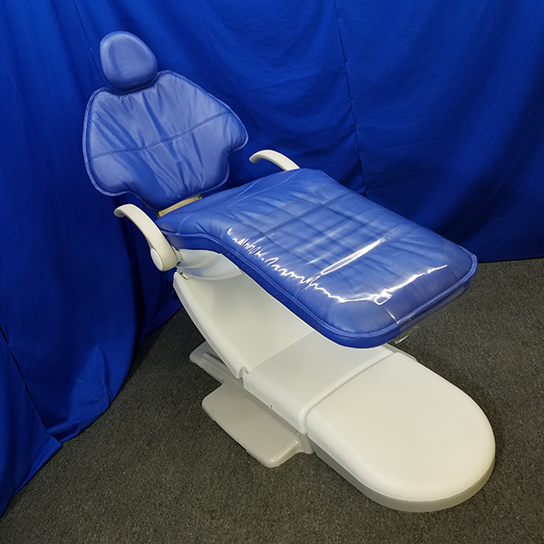 Reclined ADEC 511 Dental Chair