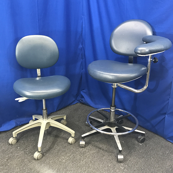 Marus Dental International Doctor and Assistant Stool main image
