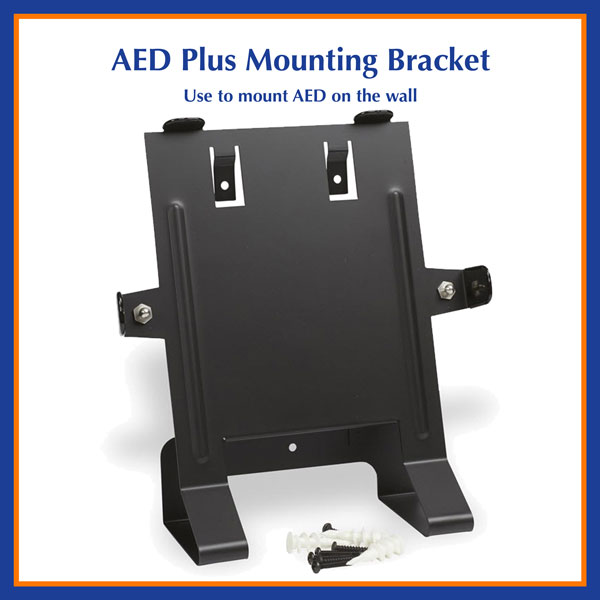 Zoll AED Plus Mounting Bracket